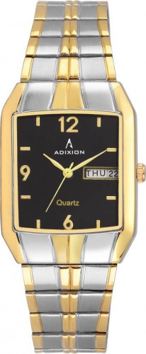 ADIXION 9264BM01 New Series Stainless steel with Gold combination Watch Watch