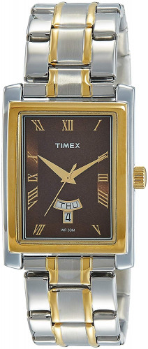 Timex Empera Analog Brown Dial Men's Watch