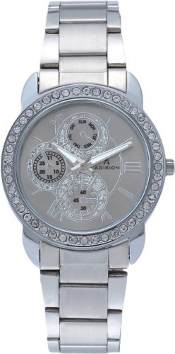 ADIXION 9743SMA2 Stainless Steel watch with Chronograph Pattern Watch