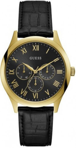 Guess Watson Analog Black Dial Men's Watch