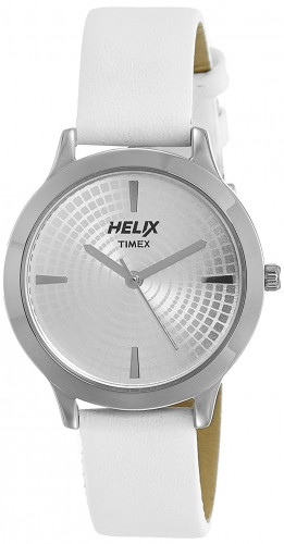 HELIX Youth White Dial Color Men Watches