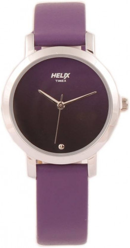 HELIX TW024HL12 Youth Purple Dial Color Women Watches