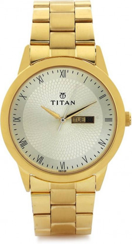 Titan NH1584YM01 Regalia Watch