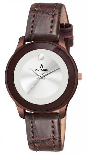 Adixion  AD9601WL03M Movado Design analog watch for female.
