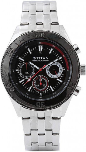 Titan 9324KM01 Octane Watch Chronograph : Available