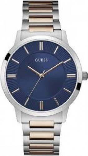 GUESS W0990G4 Analog Blue Dial Men's Watch