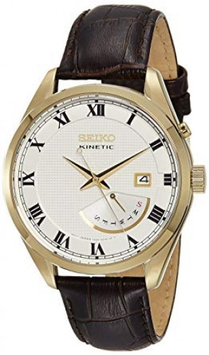 Seiko SRN074P1 Analog White Dial Men's Watch
