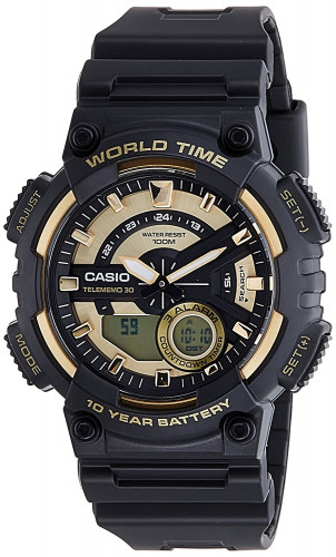 Casio AD206 Youth Series Watch