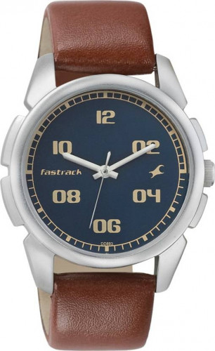Fastrack NG3124SL02 Bare Basic Watch