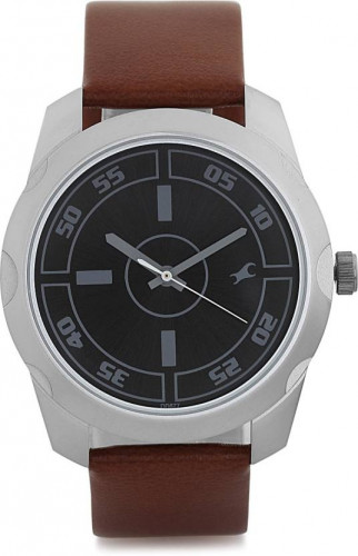 Fastrack NF3123SL03C Bare Basic Watch