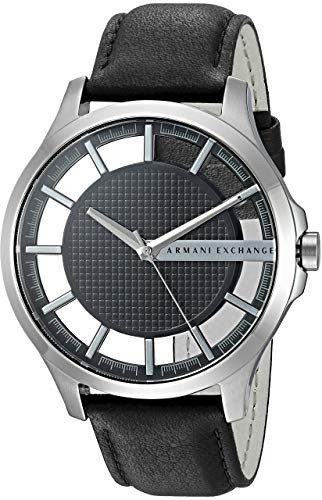 Armani Exchange Analog Black Dial Men's Watch