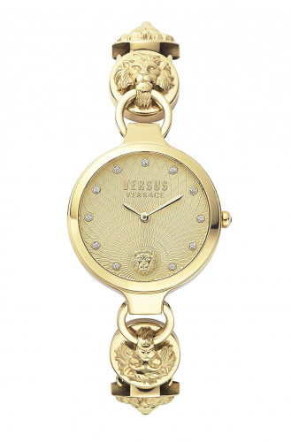 Versus Versace Analog Champagne Dial Women's Watch