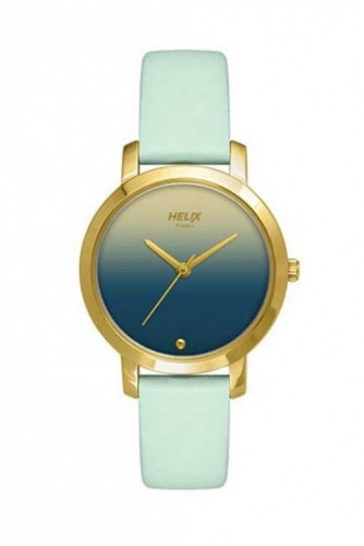 HELIX TW024HL14  Youth Blue Dial Color Women Watches