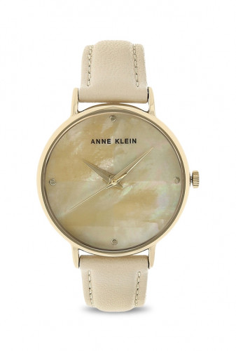 Anne Klein Ivory Mother of Pearl Dial Analog Watch