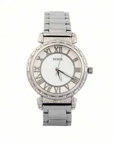 Guess W0831L1 South Hampton Analog Mother of Pearl Dial Women's Watch