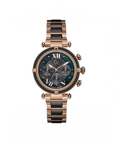 GC Y16013L2 by guess Lady watch Cablechic Y16013L2