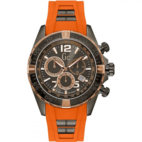 Gc Mens Sportracer Chronograph Watch Y02012G5