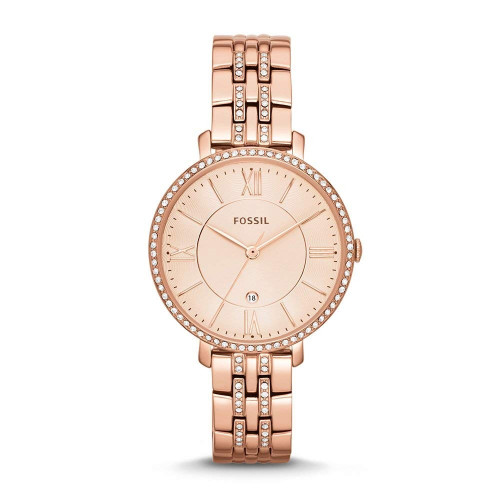 Fossil Jacqueline Analog Gold Dial Women's Watch