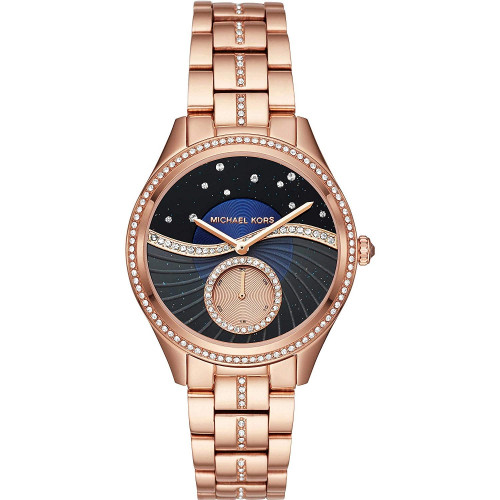 Michael Kors Analog Blue Dial Women's Watch