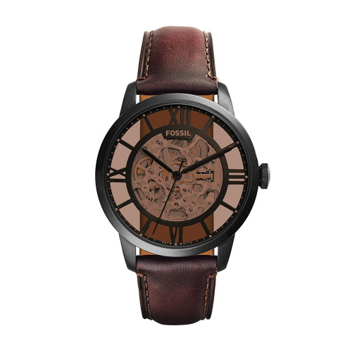 Fossil ME3098 Analog Brown Dial Men's Watch