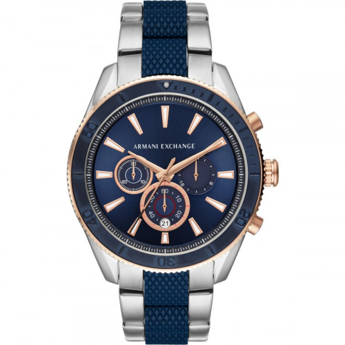Armani Exchange Analog Blue Dial Men's Watch