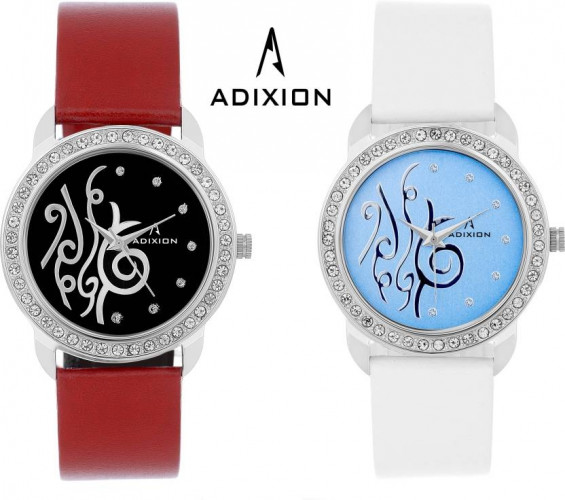 ADIXION AD9404SL01A04 Combo New Stainless Steel Watch