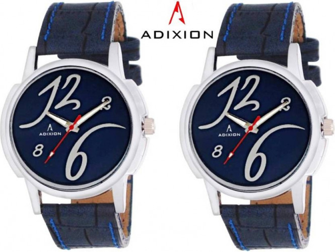 ADIXION 1015SL0404 New Leather Strap COMBO COLLECTION Watchese Watch