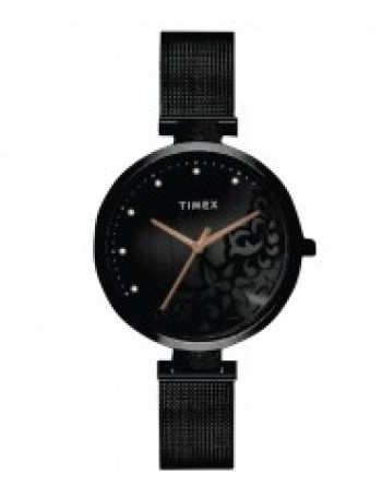 TIMEX TW000X221 ANALOG BLACK DIAL WOMEN'S WATCH