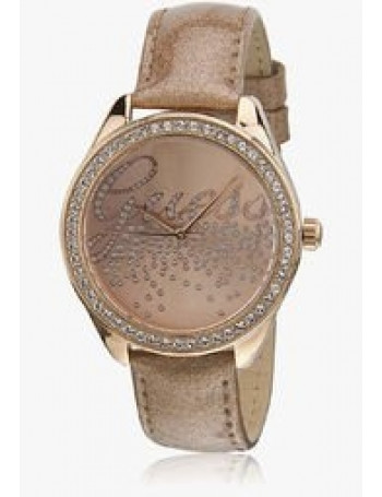 GUESS Little Party Girl Analog Rose Gold Dial Women's Watch