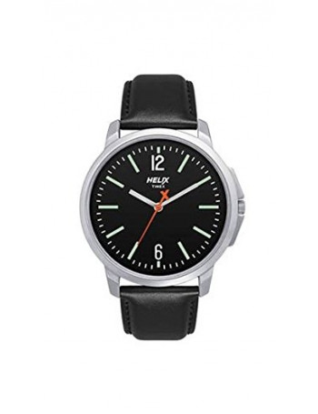HELIX TW027HG01 Youth Black Dial Color Men Watches