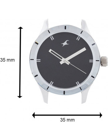Fastrack NG6078SM06 Monochrome Watch