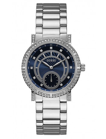 GUESS Constellation Analog Blue Dial Women's Watch