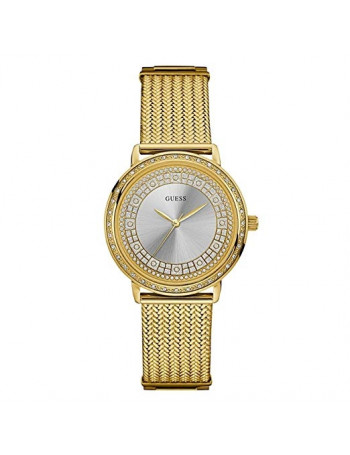Guess W0836L3 Womens Analogue Quartz Willow Stainless Steel Watch