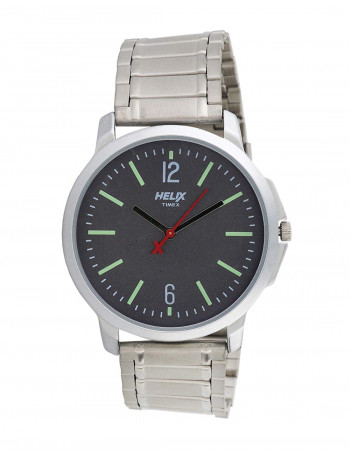 HELIX TW027HG04 Youth Black Dial Color Men Watches