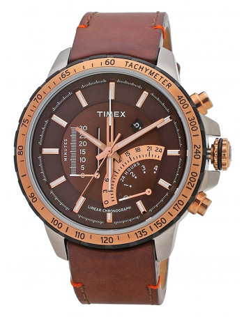 Timex Analog Brown Dial Men's Watch