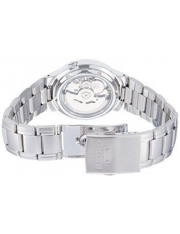 Seiko Analog White Dial Unisex Watch SNKA01K1