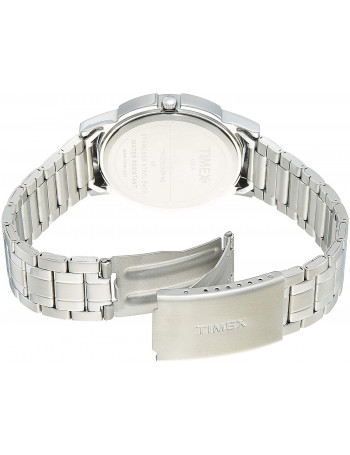 Timex Empera Analog Silver Dial Men's Watch