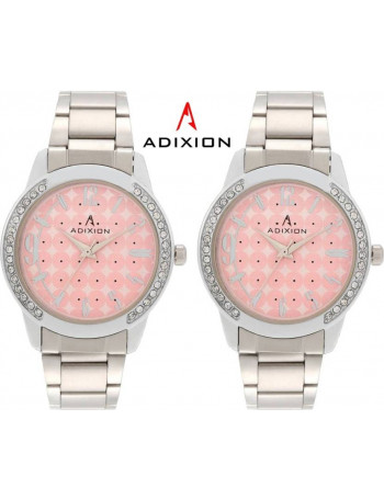 ADIXION 9406SM0606 New Stainless Steel Bracelet Watch