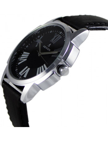 ADIXION 9502SL01 : New Genuine Leather Youth Wrist Watch Watch