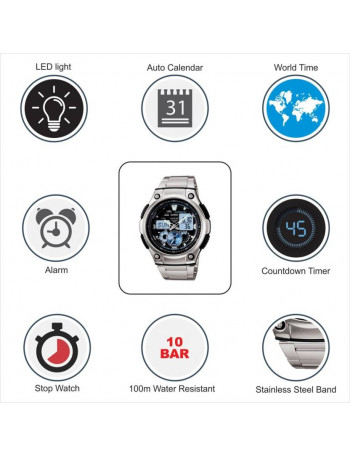 Casio AD160 Youth Series Watch