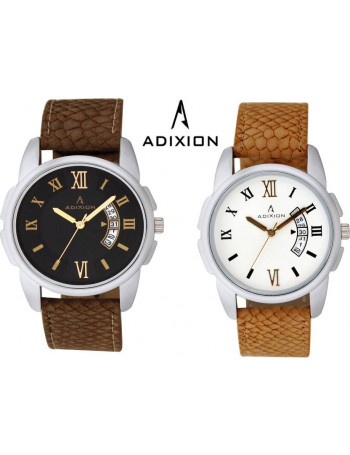 ADIXION AD9313SL0102 Combo With Date Watch
