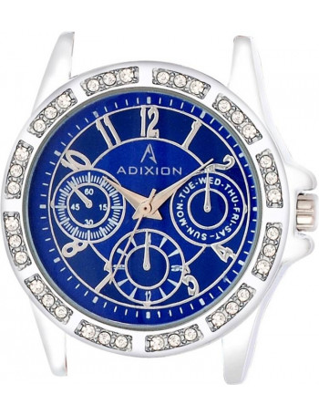 ADIXION AD9401SL0204 New Chronograph Pattern Watch