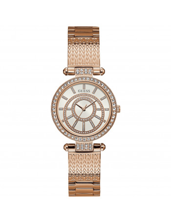 Guess W1008L3 Womens Analogue Metallic Watch