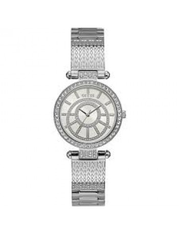 Guess W1008L1 Womens Analogue Metallic Watch