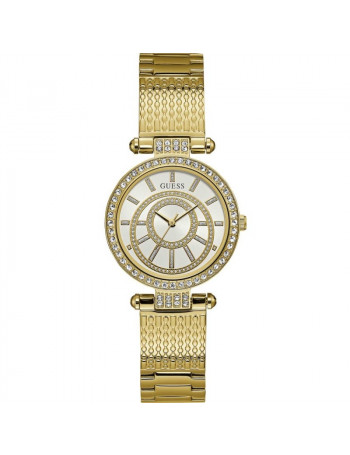 Guess W1008L2 Womens Analogue Stainless Steel Watch