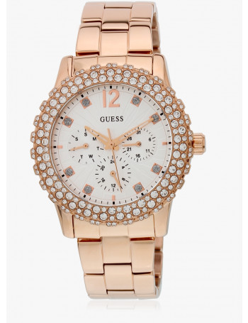 Guess W0335L3 Womens Dazzler Watch