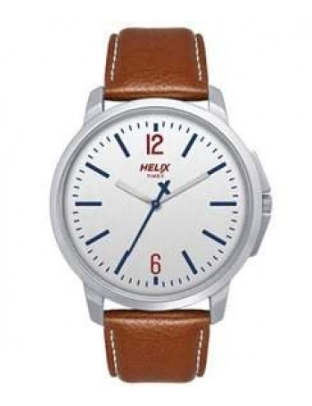 HELIX TW027HG00 Analog Round Blue Dial Men's Watch