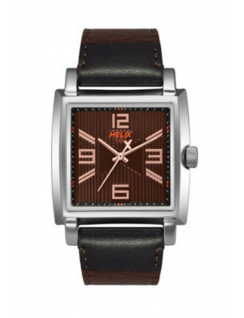 HELIX TW026HG07 Analog Brown Dial Men's Watch