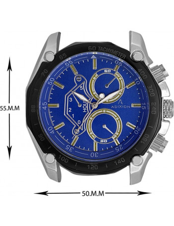 Adixion ST9302SL04A New Chronograph Pattern Watch