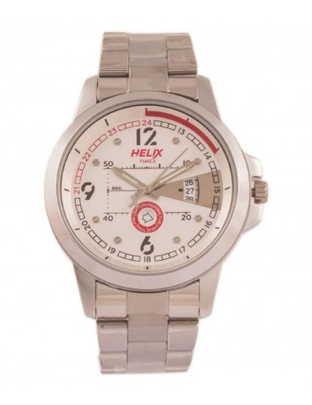 HELIX TW023HG16 Youth Beige Dial Color Men Watches